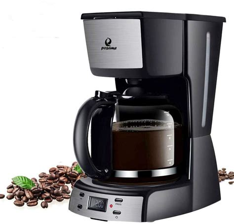 The rich coffee flavor and aroma are guaranteed to get fully extracted. The Best Drip Coffee Makers Of 2020 (Review) - Oola.com