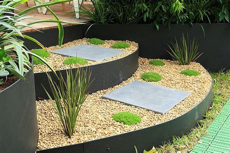 diy galvanized metal garden edging garden metal