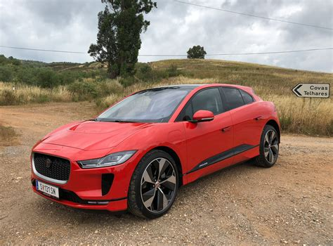 2019 Jaguar Ipace First Drive Review Electric Dreams