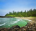 Pacific ocean coast on Vancouver Island Photograph by ...