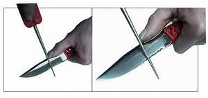 Comment Aiguiser Un Couteau : affuter un couteau ~ Melissatoandfro.com Idées de Décoration