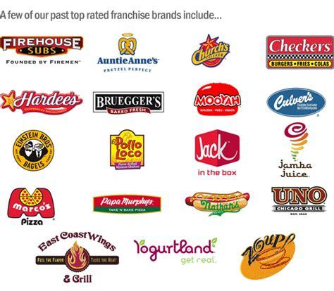 franchise cuisine restaurants logos studio design gallery