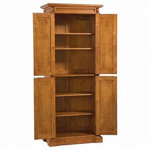 Home Styles Americana Solid Hardwood Cottage Oak Finish