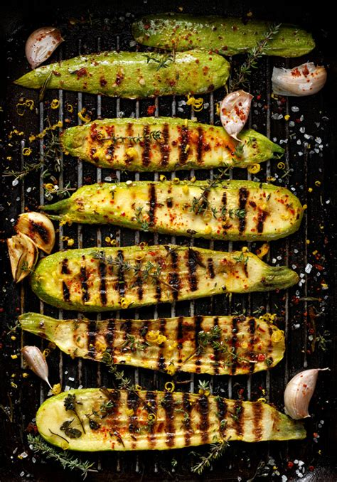 courgettes au barbecue une recette de plat facile