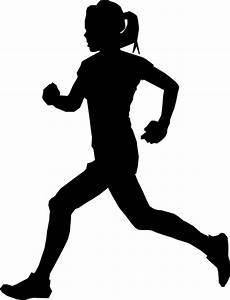 Kostenlose Vektorgrafik Athlet Leichtathletik Weiblich