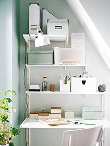 Farben Für Kleine Räume Mit Dachschräge : 8 einrichtungsideen f r kleine r ume dachschr ge m bel und einrichtungsideen ~ Markanthonyermac.com Haus und Dekorationen