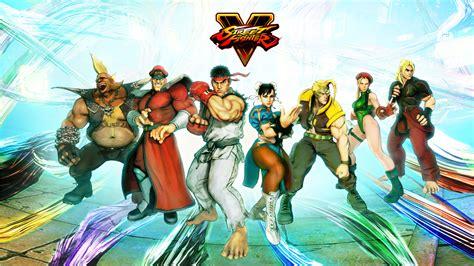Street Fighter V Wallpapers In Ultra Hd 4k Gameranx