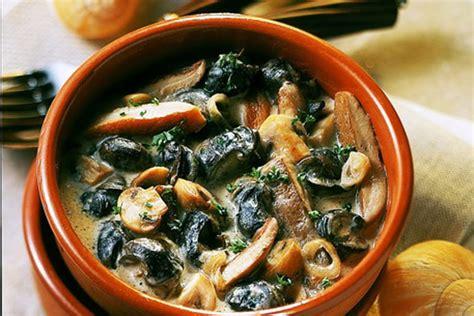 recette cassolette descargots au chablis escargot