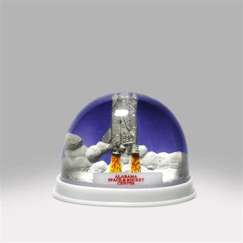 alabama space and rocket center snow globe global shakeup