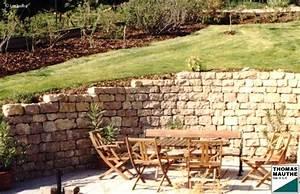 Steinmauer Garten Bilder : steinmauern garten trockenmauer aus bruchsteinen natursteinmauer steinmauer gartengestaltung ~ Bigdaddyawards.com Haus und Dekorationen