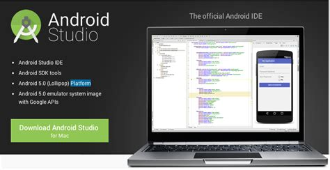 android ide how to install android sdk on windows mac os appsted
