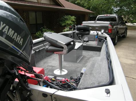 Xpress Boats Crappie by My New Xpress Crappie Boat