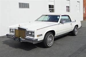 Cadillac Eldorado Cabriolet : 1985 cadillac eldorado biarritz convertible for sale 84112 mcg ~ Medecine-chirurgie-esthetiques.com Avis de Voitures