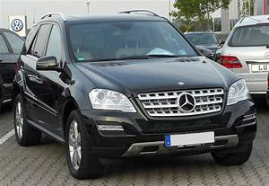 Mercedes Ml 350 : file mercedes ml 350 cdi 4matic w164 facelift front ~ Dode.kayakingforconservation.com Idées de Décoration