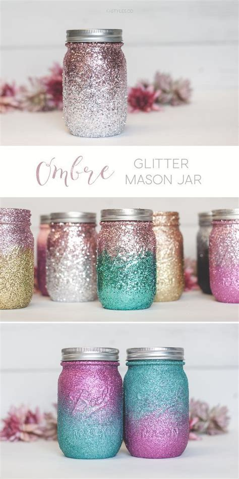 25 Of The Best Ways You Can Decorate With Mason Jar Crafts