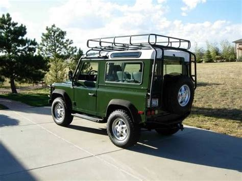 land rover defender 4 door purchase used 1997 land rover defender 90 le sport utility