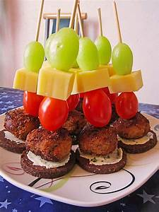 Party Snacks Vegetarisch : party frikadellen spie e frikadellen spie e und party ~ Eleganceandgraceweddings.com Haus und Dekorationen