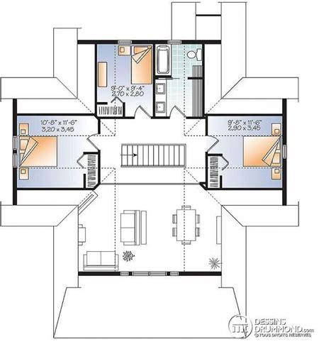 plan maison 騁age 4 chambres les 25 meilleures idées concernant plan maison 4 chambres sur plan maison 2 chambres plan maison moderne et plan de chambre