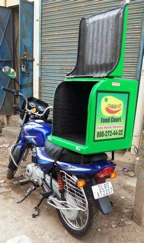 lightning delivery box green motorbikes delivery boxes