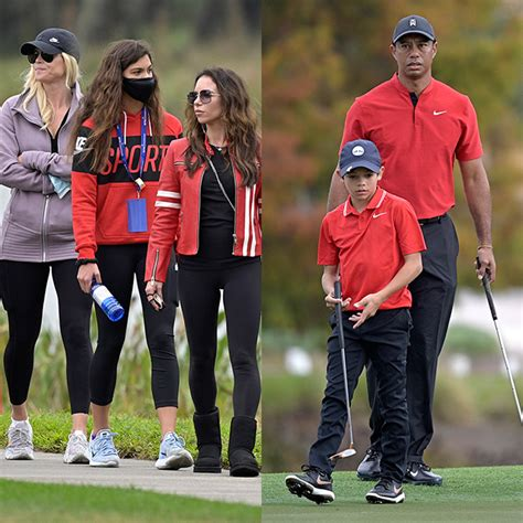 Tiger Woods' Kids: Then & Now Photos Of Sam & Charlie ...