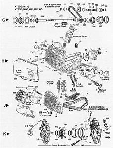 Gm 4t65e Transmission Diagram