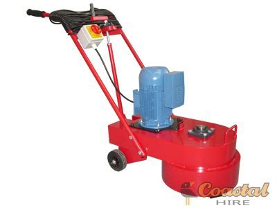 Mayday Floor Grinder Electric   Coastal Hire