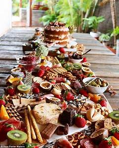 25+ Best Ideas about Party Food Platters on Pinterest