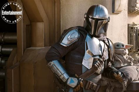 Our First-Look At 'The Mandalorian' Season Two Is Here!