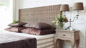 la tete de lit en rotin With chambre bébé design avec parfum fleur du mal