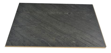 cork floating flooring black marble looking