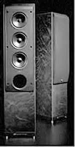 Kef Reference Model Four - Manual
