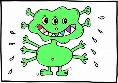 Monster Ein Malen Wir Menschen Roboter Teddylingua