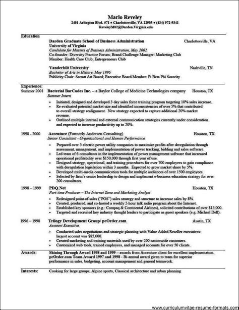 microsoft office resume templates   samples