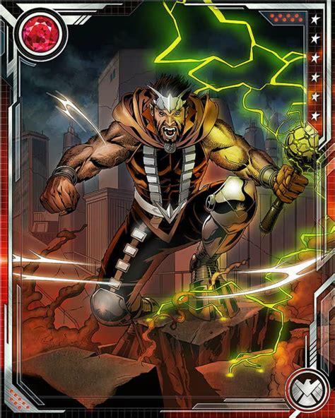 Gorgon (Tomi) vs. Gorgon (Inhuman) - Battles - Comic Vine