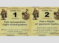 Proverbi napoletani li conoscete tutti? E' arrivato il