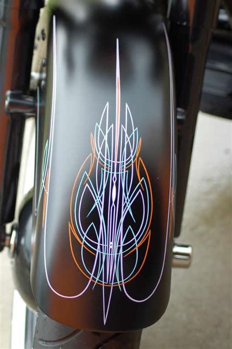 custom motorcycles pinstriping casey kennell