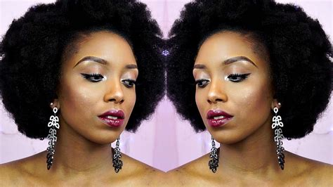 How To Kinky Afro Crochet Braids Tutorial On Short Natural
