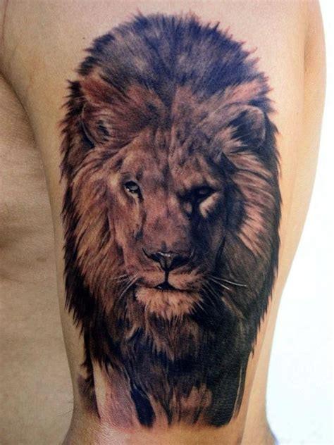 Lvmenes Tatuagens De Leão  Lion Tattoos