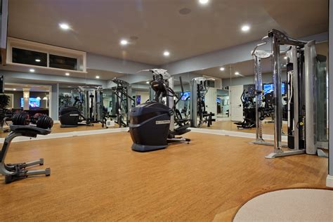 Fitnessraum Zu Hause Luxus by 6 Impressive Home Gyms That Offer The Ultimate Personal
