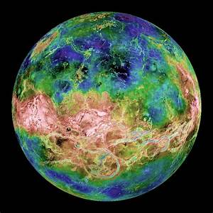 Venus - Venus, the second planet from the sun and the ...
