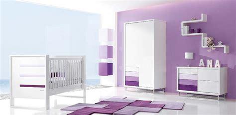 chambre bébé violet chambre bébé fille