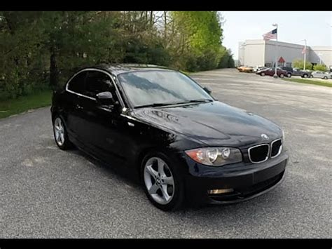 Bmw 128i by Used 2010 Bmw 128i Black Martinsville In Used Cars