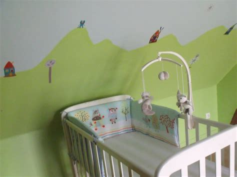 chambre bébé vert chambre bébé fushia et vert raliss com