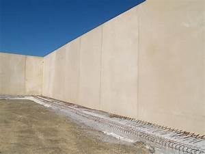 Mur En Béton : murs de stockage agricole b ton pr fabriqu maison bleue pr fabrication b ton ~ Melissatoandfro.com Idées de Décoration