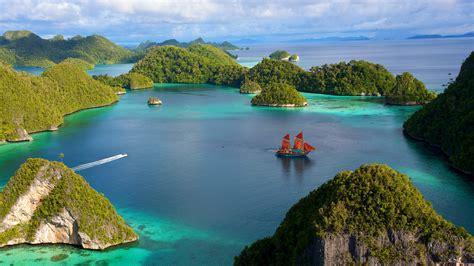wallpaper danau toba 4k hd wallpaper indonesia sailing