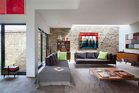 modern home interior rustic interior design brings atmosphere to your home