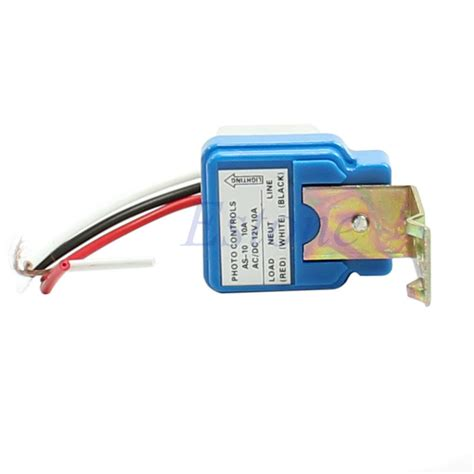 Auto Off Street Light Photoswitch Sensor Switch