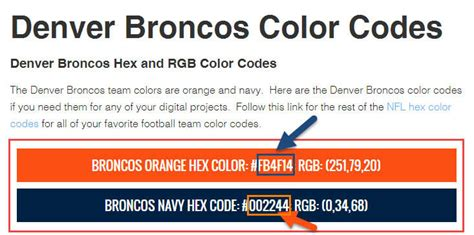 what are the denver broncos colors how to change theme colors daves computer tips