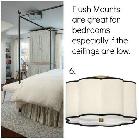Lighting Design Ideas Industrial Semi Flush Mount Bedroom