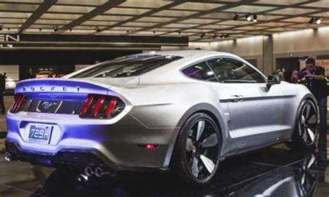 ford mustang rocket review price specs